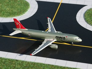 A320 Northwest Airline - GeminiJets 1:400 Northwest Airlines A320-200