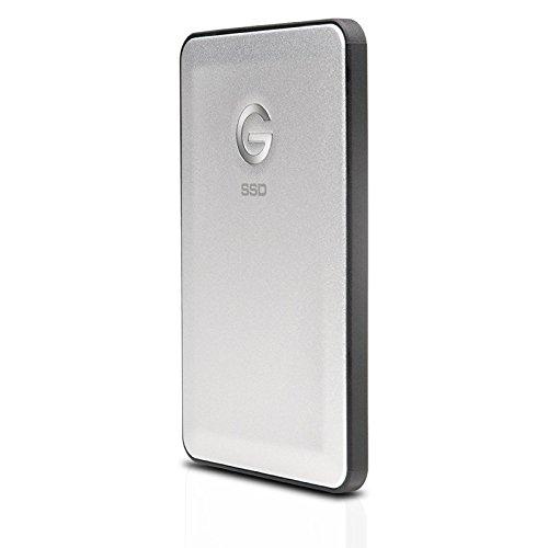 G-Technology 0G05268 1TB G-DRIVE slim Portable SSD Drive - USB-C