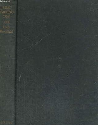 book cover of Mrs. Parkington