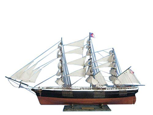 Cloud Flying Ship - Flying Cloud 50 inch Tall Model Ship Limited