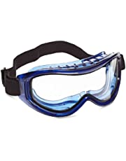 Sellstrom Odyssey II Industrial, Chemical, Cutting Goggle Series - Dual Panel Anti-Fog / Anti-Scratch Lens, Indirect Vent ( OTG ) ( Various Style Options )