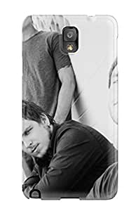 For Galaxy Note 3 Premium Tpu Case Cover Best Thrice Men Music Band Protective Case