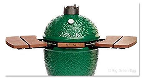 Big Green Egg - Composite Mates for Medium EGG (set of 2, 2 slat design) by Big Green Egg