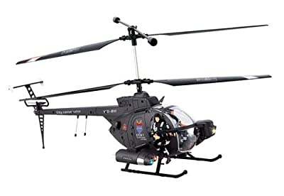 Cobra 3 Channel Radio Control Full-sized Assult Helicopter from Cobra