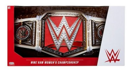 WWE Raw Women's Championship Collectible Role Play Title -