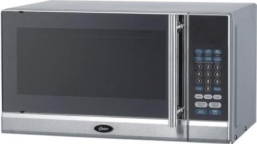 700 Watts Countertop Microwave Oven in Stainless Steel Microwave Ovens