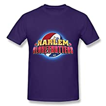 LQQ Harlem Globetrotters World Tour 2016 T Shirt For Men White