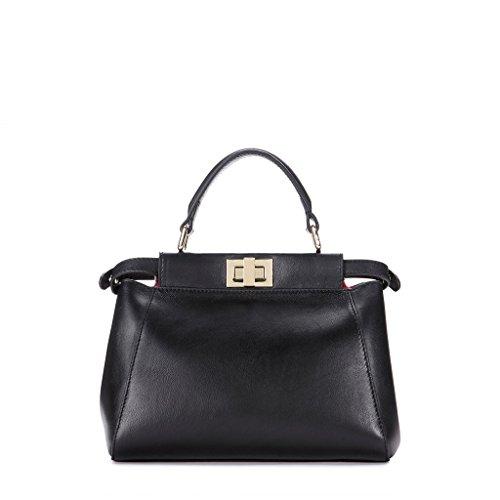 - IUHA Peeka Mini The Modern Satchel Bags 2-way Handbag Crossbody Bags Leather Bag