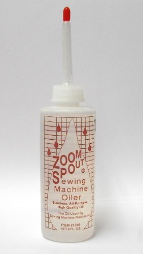 Zoom Spout - Sewing Machine Oil #1749 Vogue' s Supplier