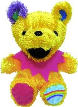 - Grateful Dead ~ Mellow Yellow ~ Edition 16 Bean Bear