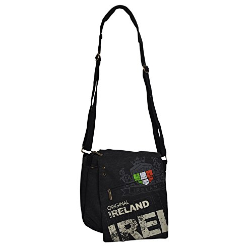 Small Black Ireland Ruth Robin Bag 7qURnw