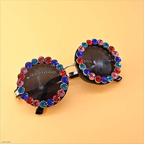 d'un Sumferkyh Polarisé Sunglasses UV Couleur Forme 100 Multicolore Multicolore la UV Lady's Ronde Protection Protection Conduite pour Voyage qCqwzfUB