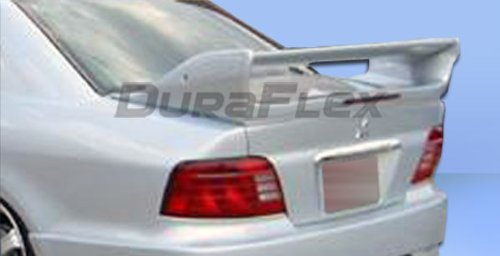 Duraflex Replacement for 1999-2003 Mitsubishi Galant GT-R Wing Trunk Lid Spoiler - 1 Piece ()