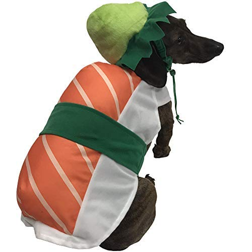 Sushi Costume for Small Dogs (Medium)