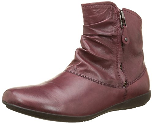 Warm Josef Boots Faye Women's 05 Sangria Vl971421 with Lining Short Red Seibel wx7TxqF