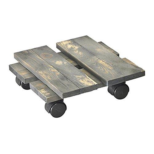 Wagner System 20085901 Multi-Roller Loft Gardening Wagon, Anthracite