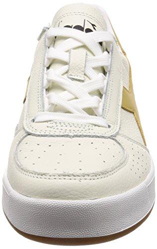 Elite Multicolore B Sneaker C1070 Oro Unisex Adulto Diadora L Bianco – 5w0FRq06x