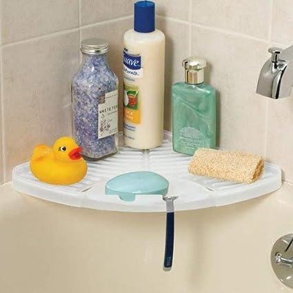 Amazon.com: Regal Shower Corner Shelf: Home & Kitchen