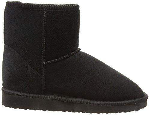 Nye Look Black Sort Ankel Bruce Boots Kvinners 1 44AwrqzT