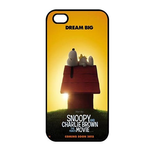 Coque,Snoopy Thanksgiving Design Cover Case Covers for Coque iphone SE & Coque iphone 5 & Coque iphone 5S Durable Snap On Case Cover With Best Plastic