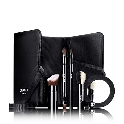 CHANEL LES INDISPENSABLES DE CHANEL BRUSH SET - 2017 Limited Edition by CHANEL
