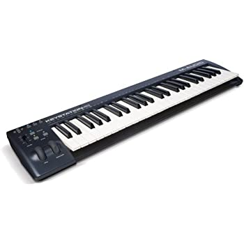 m audio axiom 49 advanced 49 key semi weighted usb midi controller old model. Black Bedroom Furniture Sets. Home Design Ideas