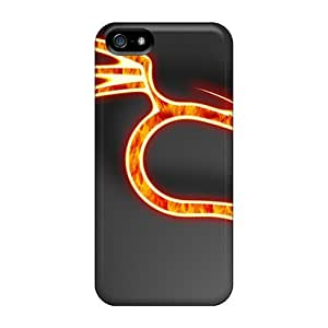 Saraumes MDBbqWM56qtpsN Case For Iphone 5/5s With Nice Dragon Appearance