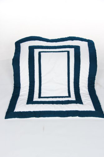 quilt baby blue - 5