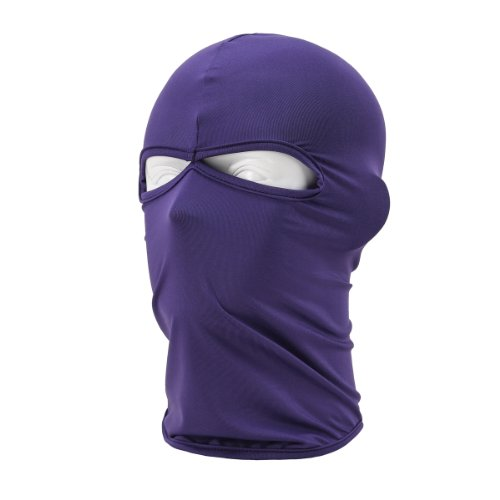 Buy cheap summer thin balaclava face mask buff for women men youth tactical hood motorcycle running cycling