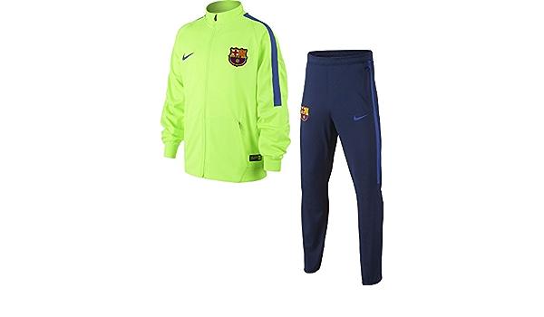 Inclinarse ayudar píldora  NIKE 810058-368 Chándal Fútbol Club Barcelona, Hombre, Naranja, M: NIKE:  Amazon.es: Deportes y aire libre