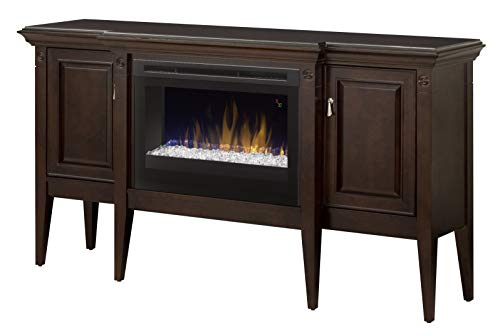 Best Buy DIMPLEX Upton Mantel Electric Fireplace Cabinet with Acrylic Ember Bed Reviews