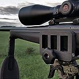 Rifle Saddle Mount Rifle clamp Tripod Mount Adapter
