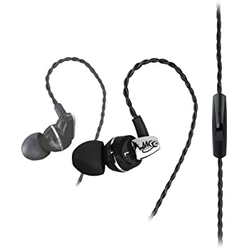 MEElectronics A151P Balanced Armature In-Ear Headphone with Inline Microphone and Remote (2nd Generation)