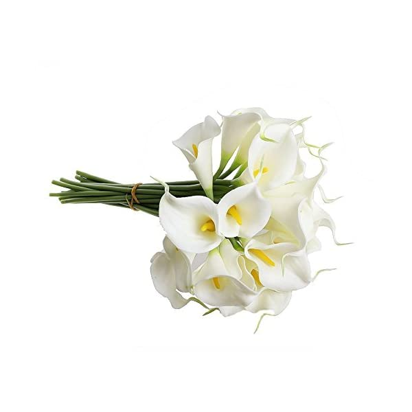 1-X-Calla-Lily-Bridal-Wedding-Bouquet-10-Head-Latex-Real-Touch-Flower-Bouquets-KC51-White-by-JASSINS