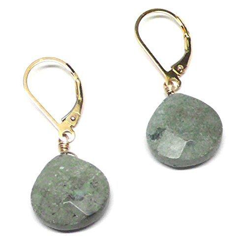 iolette Gold-Filled Lever Back Earrings ()