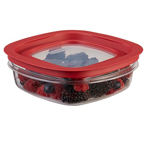Rubbermaid Easy Find Lid Premier Food Storage Container, ...