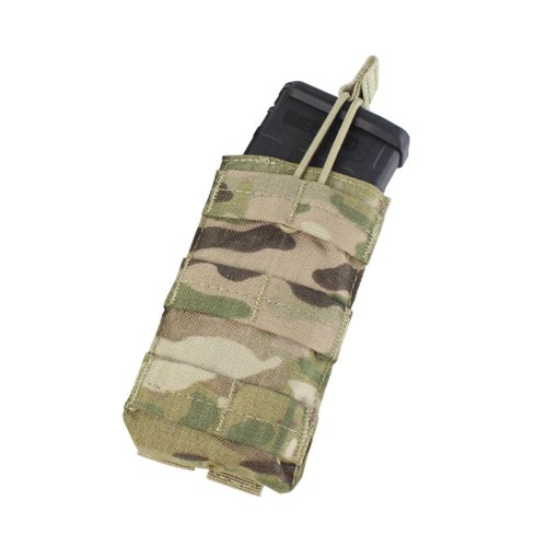 Condor MA18 Single Open Top Mag Pouch - Camo by Condor Outdoors