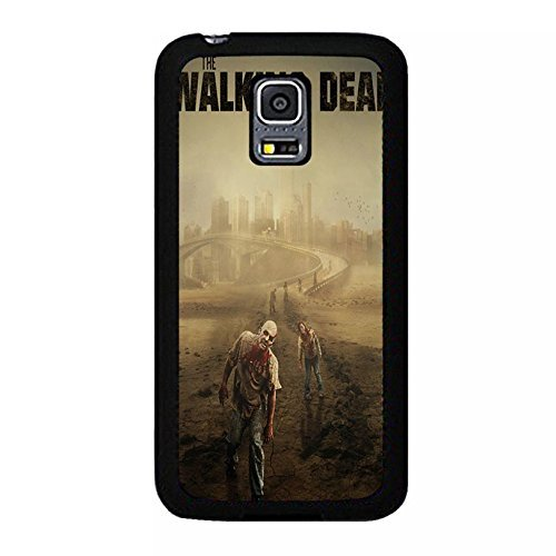 Custom Design The Walking Dead Phone hülle Handyhülle Cover for Samsung Galaxy S5 Mini,Telefonkasten SchutzHülle