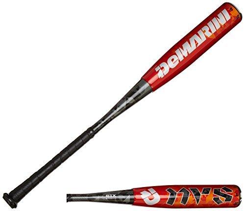 DeMarini 2015 Youth NVS Vexxum Big Barrel Baseball Bat, 31-Inch/21-Ounce