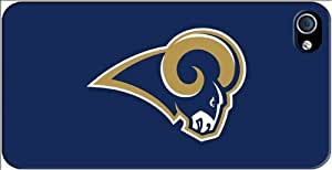 St. Louis Rams NFL for iphone 4-4S Case v8 3102mss