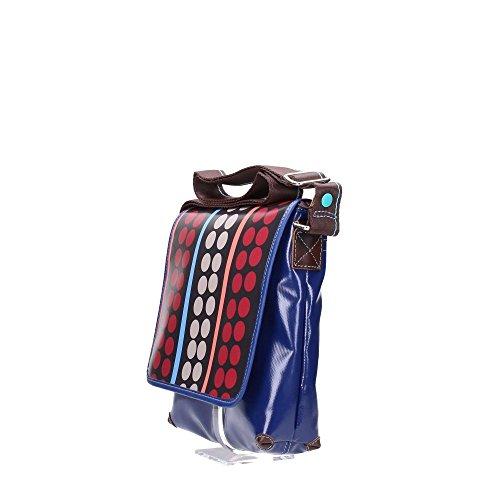 GABS - Bolso al hombro para hombre Stamp Pois