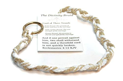 Divinity Braid Cord of Three Strands, Pearl Blended Theme, DivinityBraid, CordOfThree