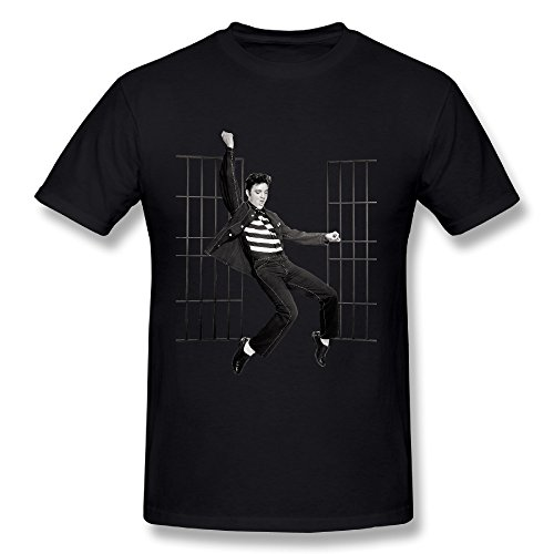 Elvis Presley - Fan-Tastic Face & Signature - Adult T-Shirt ()