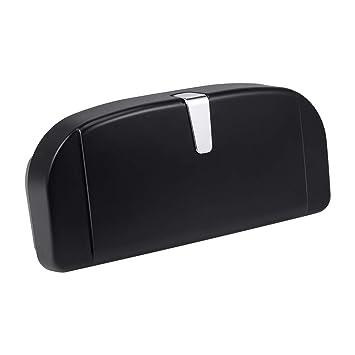 Jevogh Estuche para gafas de sol para automóvil, GR23 estuche para gafas con área de succión magnética | Área de inserción de tarjetas, Estuche ...