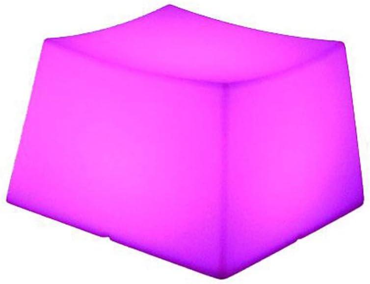 Xu Yuan Jia-Shop Lámparas Farola Teclado Taburete Colorido Luminoso Muebles Actividades al Aire Libre Creativo Silla Dormitorio Lámpara de pie lluminacion Exterior