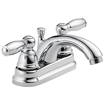 Peerless P299675LF Apex Two Handle Bathroom Faucet, Chrome - Touch ...