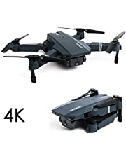 $260 » Weardear 4K Foldable Drone with HD Camera for Adults,WiFi FPV RC Quadcopter Four-axis Remote Control Aircraft Toy Airplane & Jet Kits