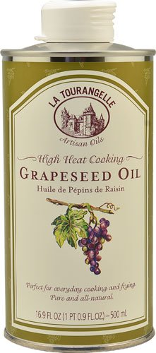 La Tourangelle Grape Seed Oil -- 16.9 fl oz - 2 pc ()