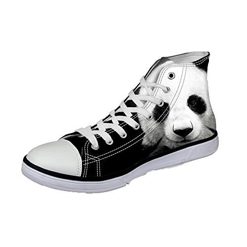 Pantofole Panda Stivaletto a Coloranimal Donna SpqBwdx