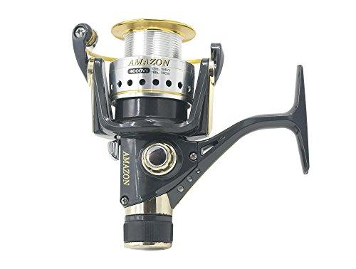 Ryobi Amazon 4000Vi Rear Drag Spinning Fishing Reel